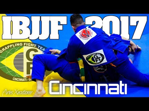 IBJJF Cincinnati 2017 Brazilian Jiu Jitsu Gi tournament event compilation