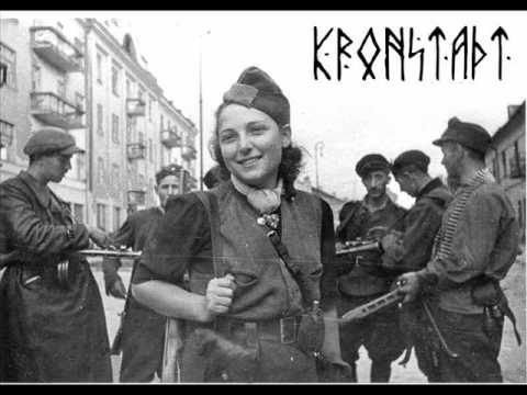 Kronstadt - Oči partyzánů (live recording klub Wats)