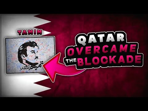 Tamim The Glorious Mural | How Qatar Overcame The Blockade! - !تميم المجد | كيف تغلبت قطر على الحصار