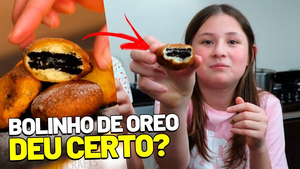 BOLINHO DE OREO DO 5 MINUTES É BOM? | Los Wagners