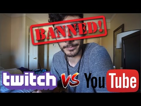 BAN UPDATE: Ice Poseidon Joins Youtube Live to Fight Against Twitch!