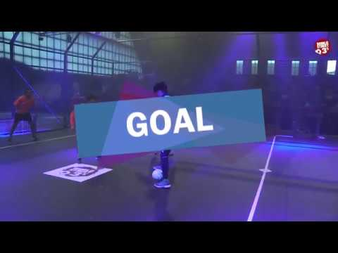 World Championships Street Soccer 2017  Netherlands Streetkings Match 1