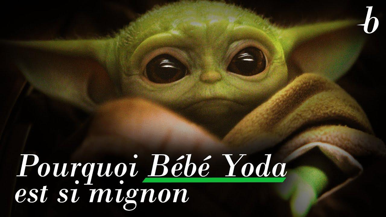 Baby Yoda trop mignon je suis Star Mando Sci Fi drôle Wars Bavoir Bébé Mignon Bébé Cadeau