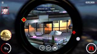 Hitman Sniper Quick Kill Chain - Android - S6 EDGE
