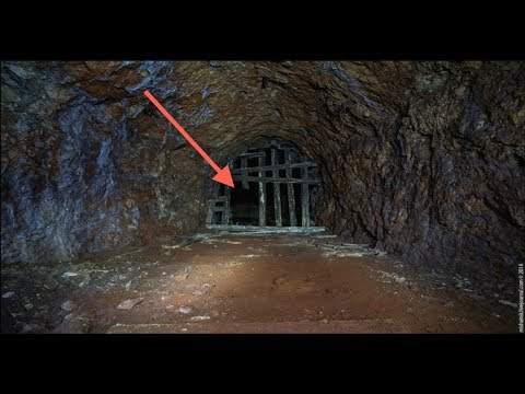 Going Into This Abandoned Mine Was Scary Enough. What These 2 Guys Found Was Even Scarier