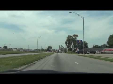 Car Camera - Lincoln, NE - Waverly to the Lincoln Airport . 2013 ( ネブラスカ州リンカーン )