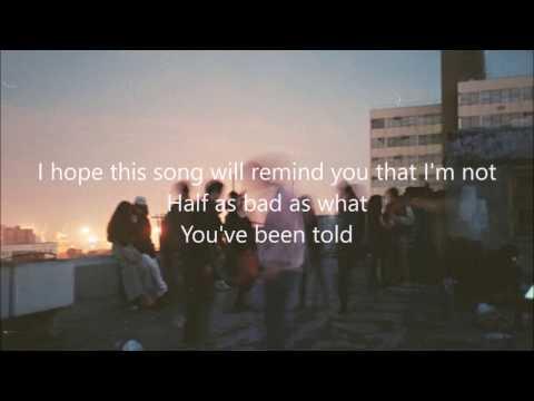 Matt Healy (The 1975) - 102 lyric Video