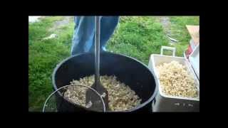 How To Cook Kettle Corn Cajun Style