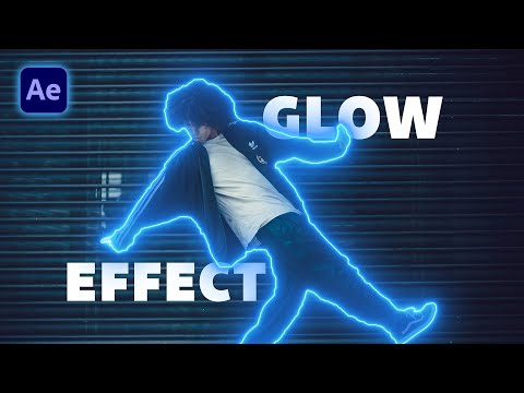 Animated Glowing Lines Effect in Adobe After Effects