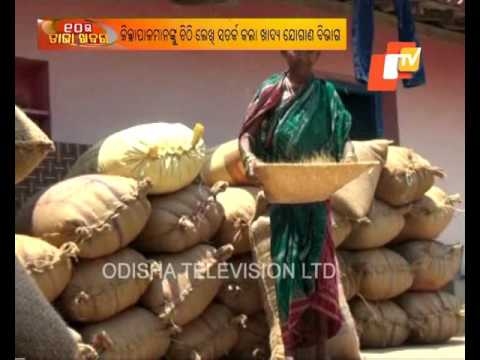 Distress sale of paddy in border area districts