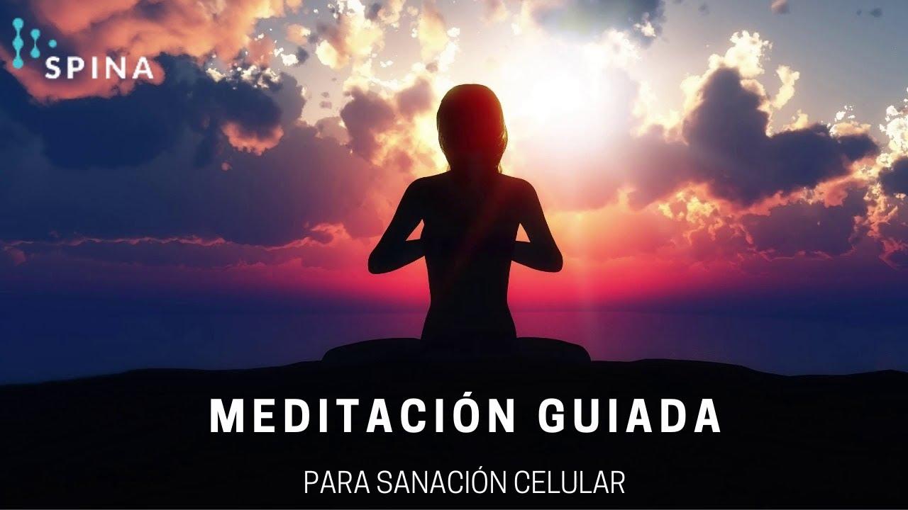 El Poder De La Mente Para Sanar Tu Columna Meditación Para La Noche Spina Colombia Youtube
