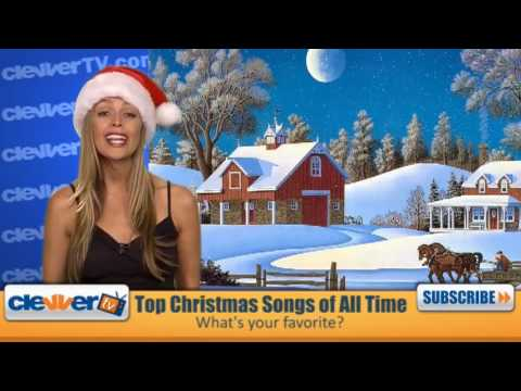 ClevverTV's Top 5 Christmas Songs Of All Time - YouTube