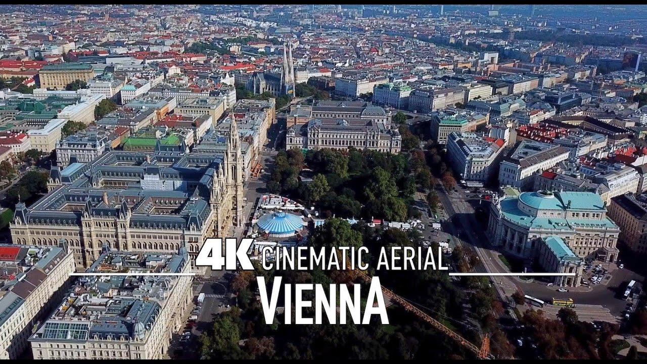 Download VIENNA WIEN 4K Drone 🇦🇹   Drohne AUSTRIA Österreich
