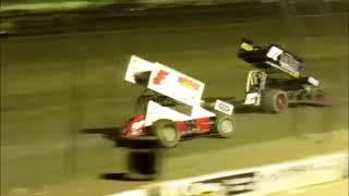 6 16 18 Sprintcars @ Keller Auto Speedway Hanford  part 2