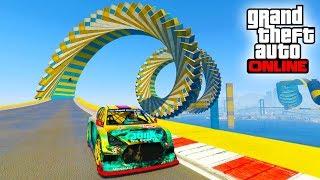 EL SUSCRIPTOR TRAVIESO!! - CARRERA GTA V ONLINE - GTA 5 ONLINE