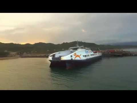 It's FerryFun in Bulalacao with JAM, Philtranco & FastCat