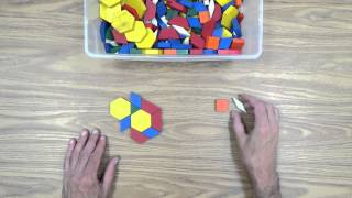 Teach Your Child Activities With Pattern Blocks: Part 1