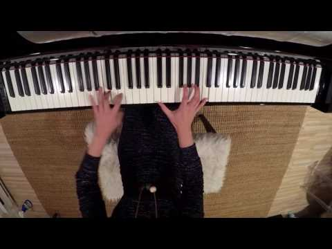 "ロングバケーション セナのピアノ ""Close to you"" Japanese drama Long Vacation theme song YAMAHA Clavinova CLP-585"