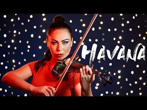 Camila Cabello - Havana (Violin Cover) ft .Young Thug | Cristina Kiseleff Violin Cover
