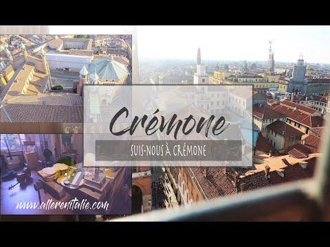 Week-end en Italie à la découverte de Crémone