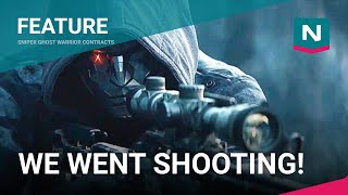 Sniper Ghost Warrior Contracts Preview - We Went Sniping FOR REAL!