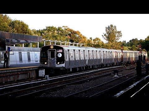 MTA New York City Subway : Howard Beach-JFK Airport Station [ IND Rockaway Line ]