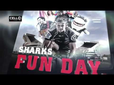 SHARKS OPEN DAY PROMO