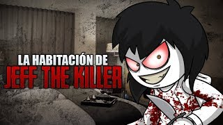ROBLOX: LA HABITACIÓN DE JEFF THE KILLER | Horror Hotel