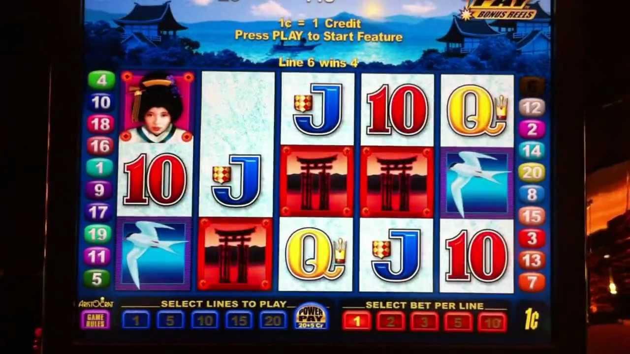 Geisha Slot Game