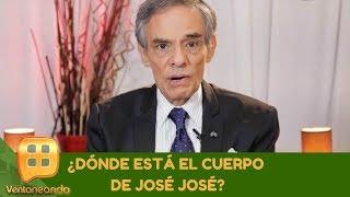 ¿Dónde está el cuerpo de José José? | Programa del 30 de septiembre de 2019 | Ventaneando