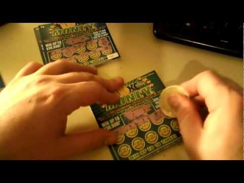 WINNING! Scratch Off Florida Lottery Tickets!