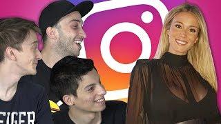 Commenti strani su Instagram : DILETTA LEOTTA