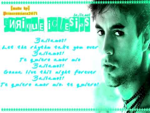 Enrique Iglesias  BailamosDownload+Lyrics