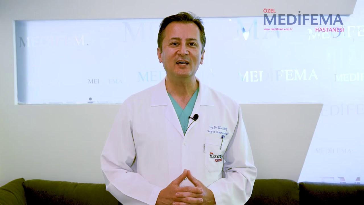 Doç. Dr. İlker Kiriş - Koronavirüs Sürecinde Varis Hastaları Ne Yapmalı?