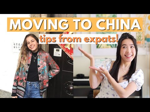 What I Wish I Knew BEFORE Moving To CHINA | Shanghai Expat T