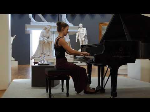 Lara Gwen, Maria Theresia von Paradis - Sicilienne (piano solo)