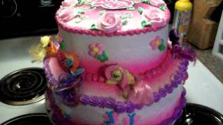 My Little Pony Ultimate Birthday Cake