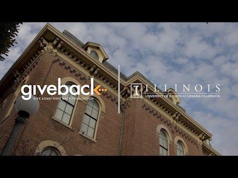 $1M gift to University of Illinois: 50 college scholarships