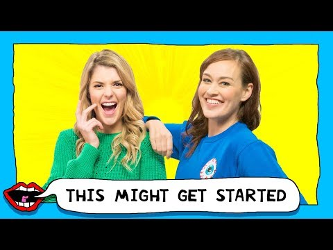 Download Youtube: FLOSSING EACH OTHER with Grace Helbig & Mamrie Hart