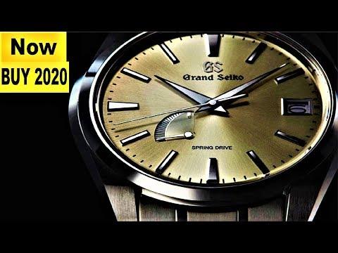 TOP 8:NEW SEIKO Watches 2020!