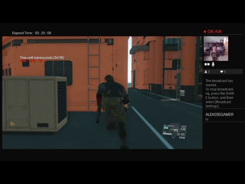 Mgs 5 how good am i at dieing? Very