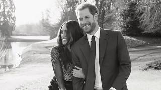Prince Harry & Meghan Markle Release NEW THIRD Photograph To Thank Fans For Support