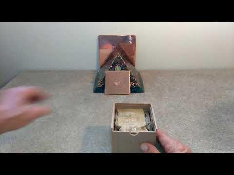 "MDM Minute... ""Terra Resonator Mini Testing with David Shear.…"""