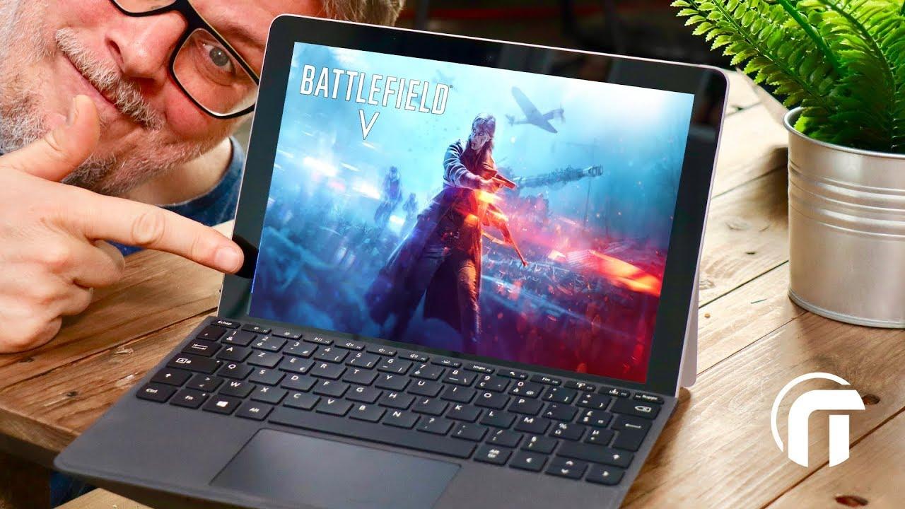 Surface Go + Shadow PC, le combo qui tue ! | Setup 2018