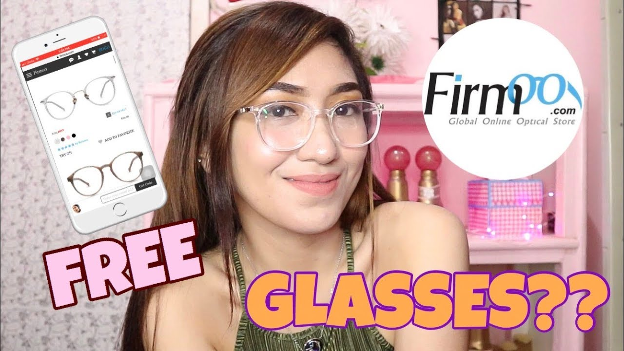 692706eef1 FREE GLASSES FROM FIRMOO + REVIEW (ONLINE OPTICAL STORE) - YouTube