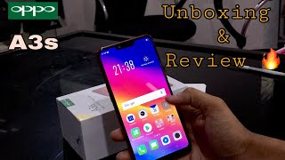 Oppo A3s | 3GB RAM + 32GB | Unboxing & Review