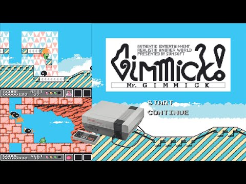 Chris & Mike Playthrough - Mr. Gimmick NES
