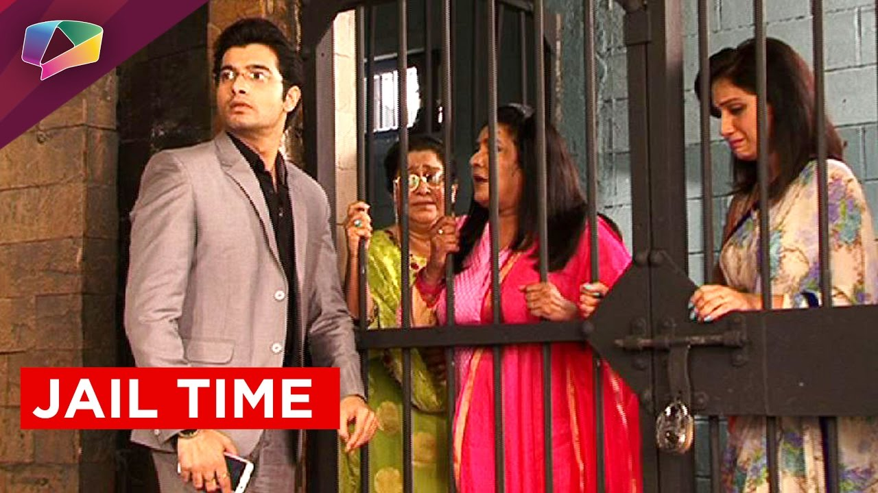 Rishi\'s Mother Rano And Family In Jail | Kasam | Colors - YouTube