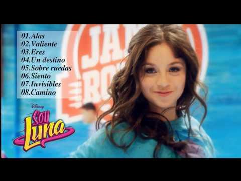 Soy Luna - CD Musica En Ti Completo