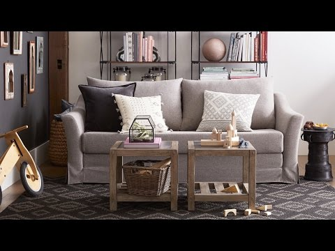 Behind The Design Small Space Big Style Pottery Barn